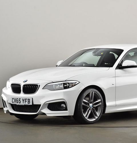 Cotswold Cars BMW Fleet